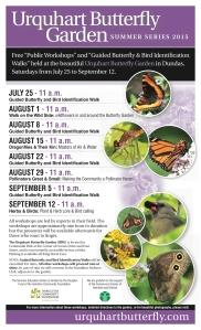 UBG Summer 2015 Poster