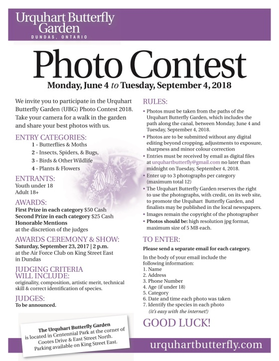 Photo Contest Poster Letter Rules_2018
